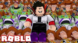 1.000.000 DE BRINQUEDOS DO TOY STORY 4 - Toy Hunt Simulator! Roblox