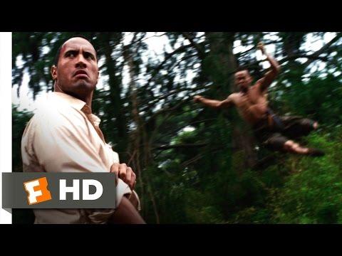The Rundown (7/10) Movie CLIP - Spinning Tarzan Jiu Jitsu (2003) HD