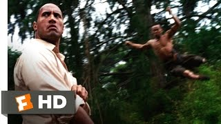 The Rundown (7/10) Movie CLIP - Spinning Tarzan Jiu Jitsu (2003) HD