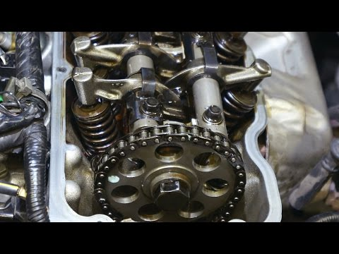 3 Nissan Start Up Rattle KA24E Timing Chain Noise Fix 1989 t
