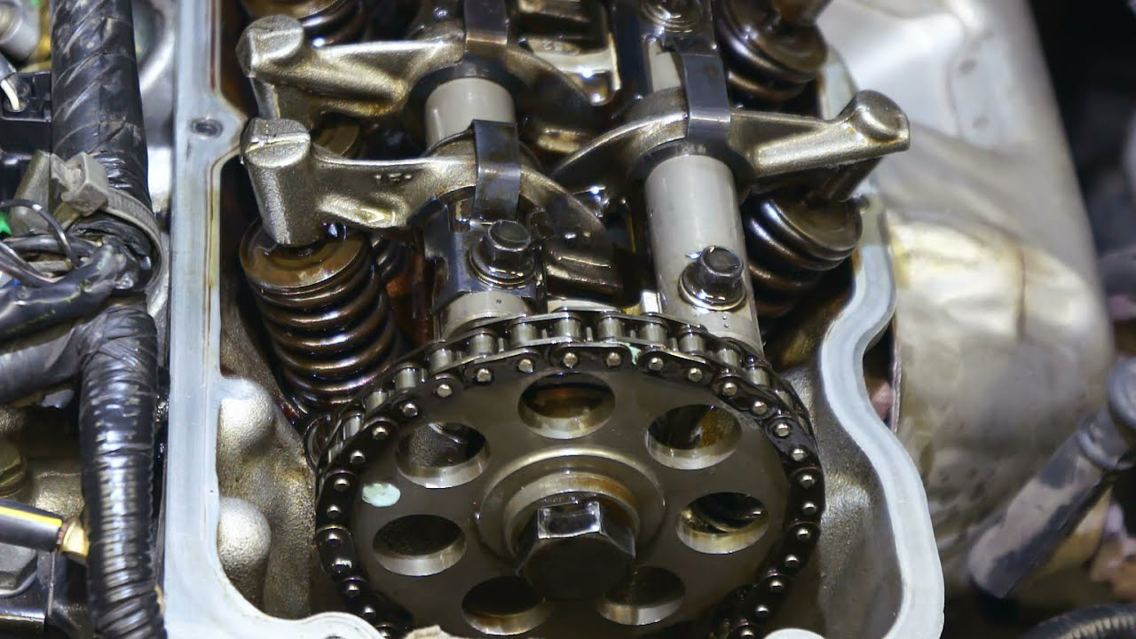 medium resolution of 3 nissan start up rattle ka24e timing chain noise fix 1989 to 1997