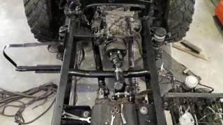 ГАЗ-66 РК УРАЛ-4320 Двигатель HINO J07C