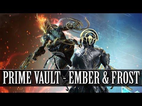 Warframe - Prime Vault - Ember & Frost (2019) thumbnail
