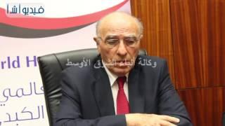 بالفيديو: دكتور يحيى زكي نستطيع القضاء علي مرض الكبد الوبائي  بمساعدة صندوق تحيا مصر