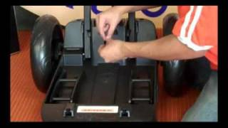 Travelmate Deluxe & Deluxe Cruizer Adaptor Assembly (Peg Perego & Mams & Papas)