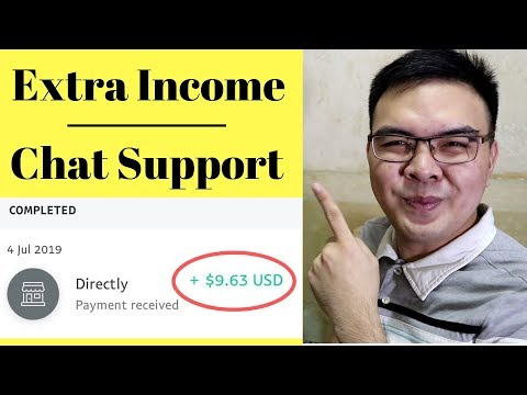 Chat Support Online Jobs At Home Philippines 2019 - Earn 1$ Per Chat
