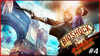 Земной РАЙ на небесах - это как это? - Bioshock Infinite #4
