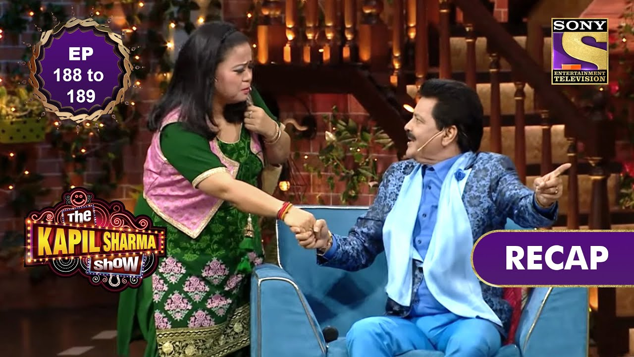 Download The Kapil Sharma Show Season 2 | दी कपिल शर्मा शो सीज़न 2 | Ep 188 & Ep 189 | RECAP