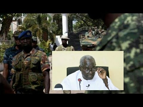 Gambia: Hon. Halifa Sallah Holds A Press Conference On Kanilai