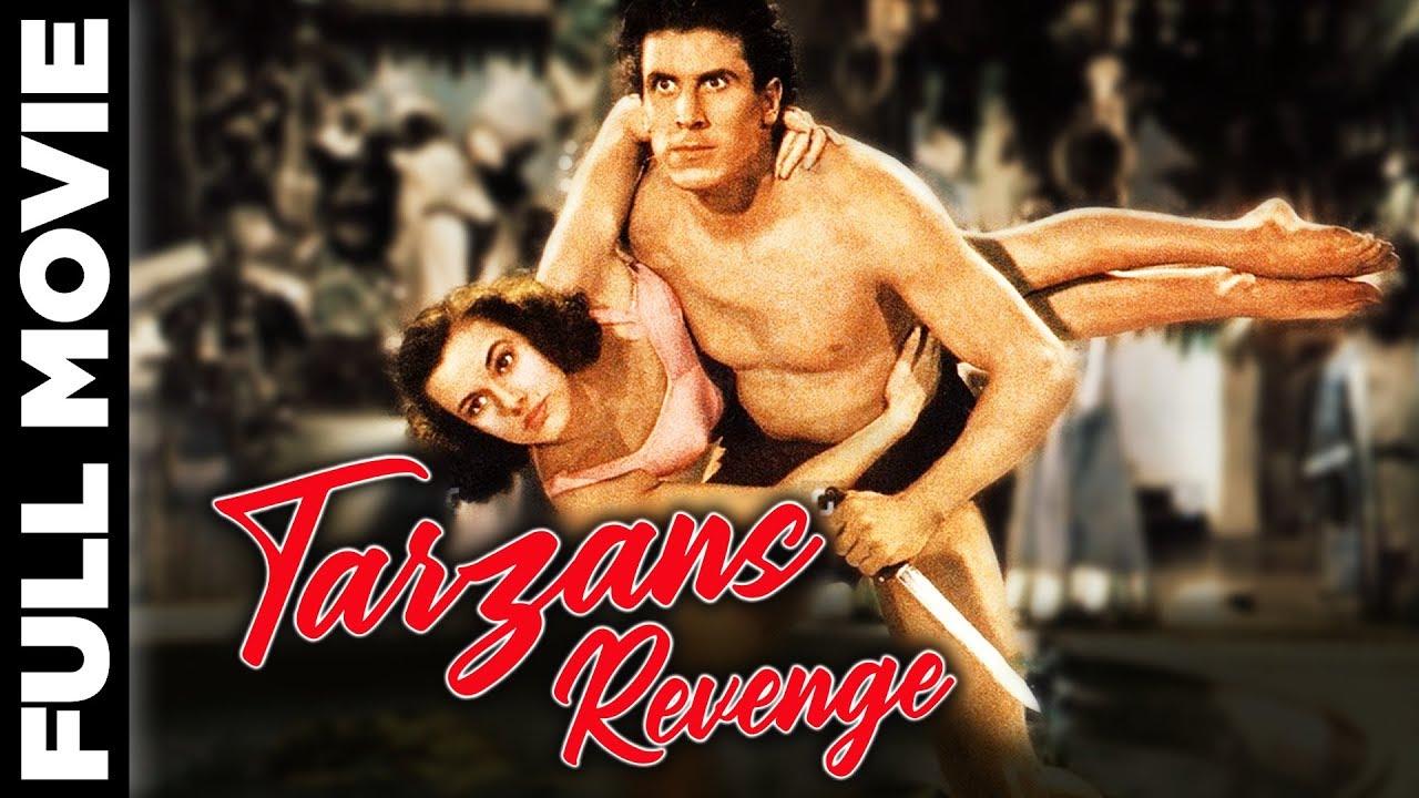 Tarzans Revenge (1938) | Action Comedy Movie | Glenn Morris, Eleanor Holm