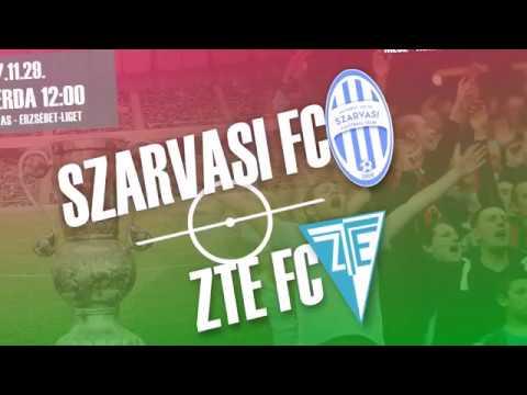 Szarvasi FC - Zalaegerszegi TE | Magyar Kupa - 2017.11.29 - KörösTv