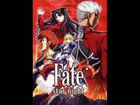 Fate/Stay Night Anime OST: Unmei no Yoru
