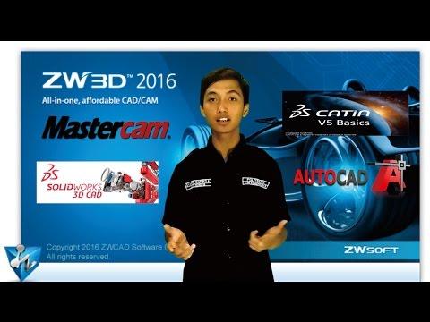 Pengertian CAD dan CAM serta hubungannya dengan Manufacture