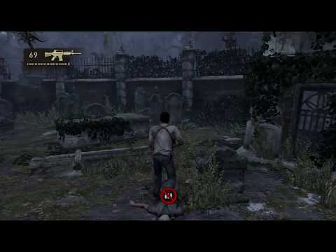 Uncharted: Drake's Fortune - Chapter 15: On the Trail of Treasure - Walkthrough [FULLHD]