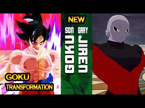 Goku New Transformation | Goku Breaks Limit vs Jiren Special | DBZ Tenkaichi 3 (MOD)