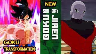 Goku New Transformation | Goku Breaks Limit vs Jiren Special | DBZ Tenkaichi 3 (MOD)