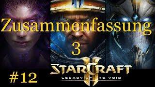 [A] Zusammenfassung 3 - Starcraft 2 für Anfänger #12 [Deutsch | German]