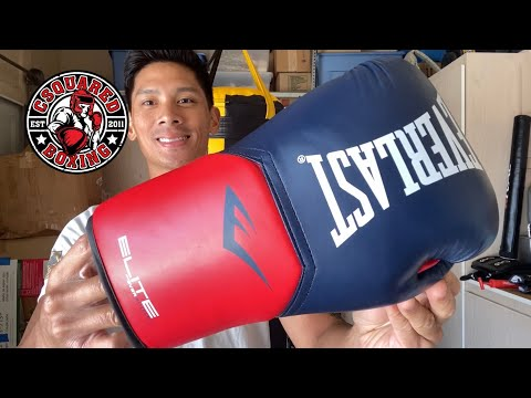 Everlast Elite Pro Style Boxing Gloves REVIEW- ENTRY LEVEL GLOVES WITH BETTER OPTIONS AVAILABLE!
