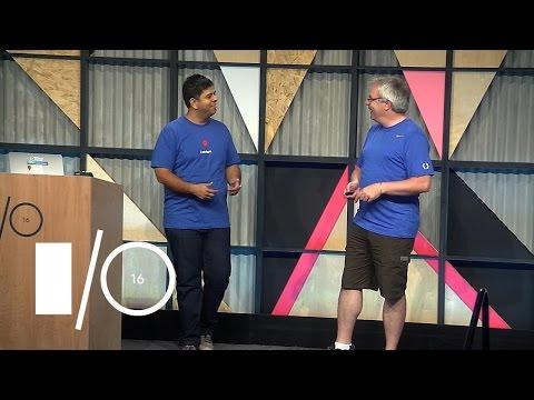 Streamlining developer experiences with the Google Maps APIs - Google I/O 2016
