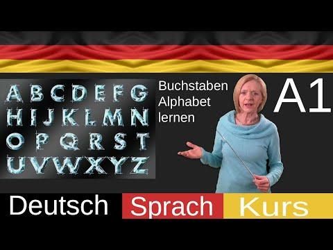 Buchstaben Schreiben Lernen  A1