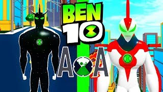 NEW Ben 10 Arrival of the Aliens Game! NEW ALIENS! Roblox Alpha Arrival of Aliens