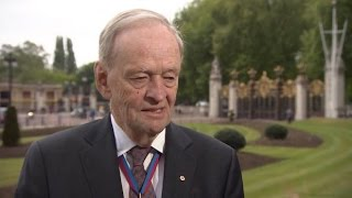 Former PM Jean Chrétien talks about Prince Philip
