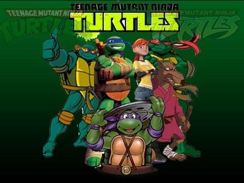 Teenage Mutant Ninja Turtles Comic Wallpaper