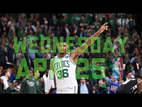 NBA Daily Show: Apr. 25 - The Starters