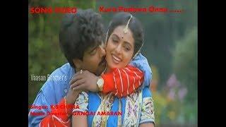 Kura Podava Onnu  - Dilli Babu Song HD - Gangai Amaran - SPB & KS Chitra - Pandiyarajan & Seetha