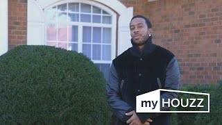 "My Houzz: Chris ""Ludacris"" Bridges' Surprise Home Makeover"