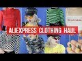👛👠TRENDY CLOTHING FOR UNDER $10? 🎁 ALIEXPRESS HAUL  🎁 L.LAVENDER