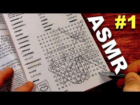Word Seek Puzzle - ASMR
