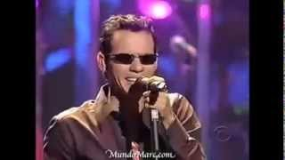 MARC ANTHONY CANTANDO HOTEL CALIFORNIA