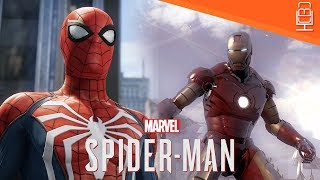 Other Marvel Heroes Showing up in Spider-Man PS4