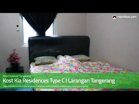 Kost Kia Residences Larangan Tangerang
