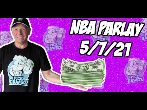 Free NBA Parlay Mitch's NBA Parlay for 5/7/21 NBA Pick and Prediction