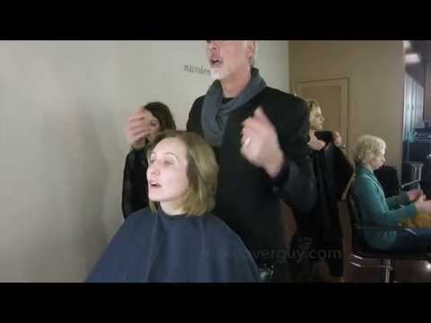 MAKEOVER! I Love Short Hair and Feel Like Me Again, by Christopher Hopkins, The Makeover Guy®