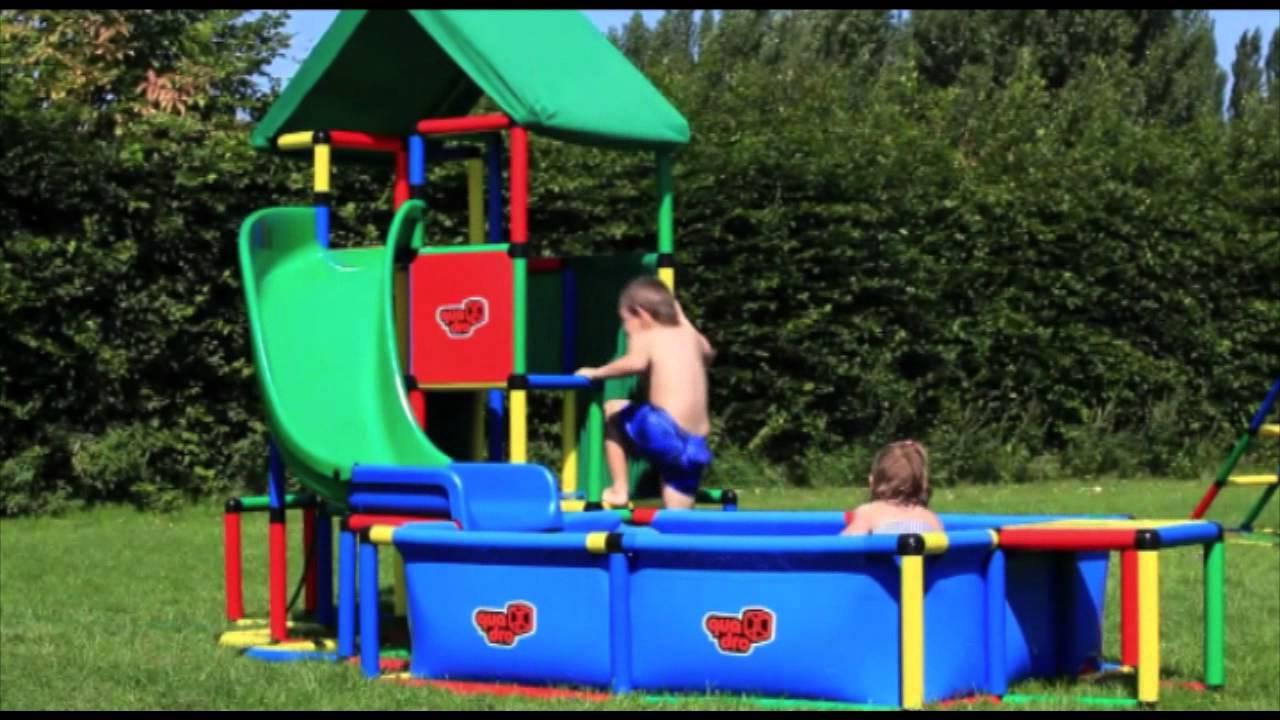 Outdoor Play Equipment by Quadro | Children's Climbing Frames | kids