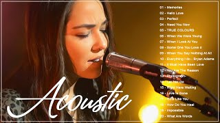 Greatst Hits English Acoustic Love Songs 2021Playlish -Ballad Guitar Acoustic Cover Of Popular Songs