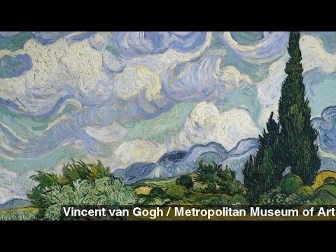 Rare Van Gogh, Rockwell Paintings Uncovered
