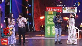 Sudheer | Rashmi | Deepika | Aadi | Funny Joke  | Dhee 13 | Kings vs Queens | 21st July 2021 | ETV