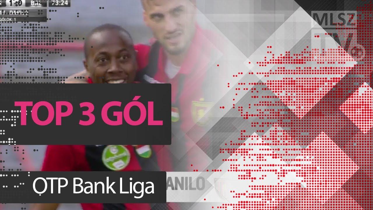 TOP 3 GÓL – 25. forduló | OTP Bank Liga | 2017/2018
