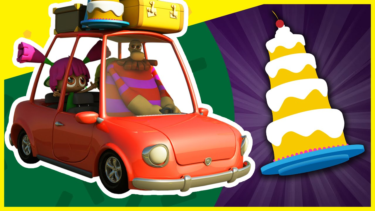 Viajemos en el auto de pap reconocer objetos a jugar for Objetos para banarse