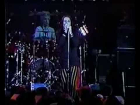 4 of 6 The Cult Rain  The Ritz New York 1985 Love tour
