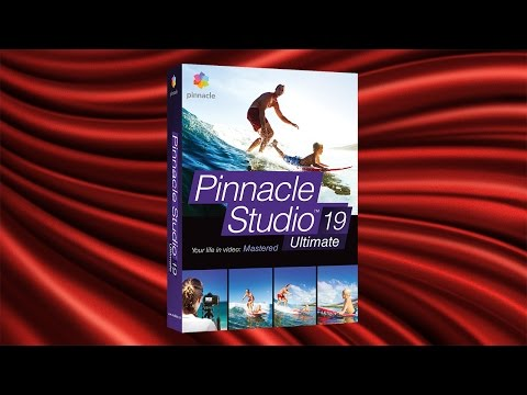 Pinnacle Studio 19 Ultimate Review And Tutorial - Whats New