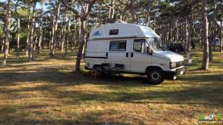 Camping Planik - Ražanac - www.avtokampi.si