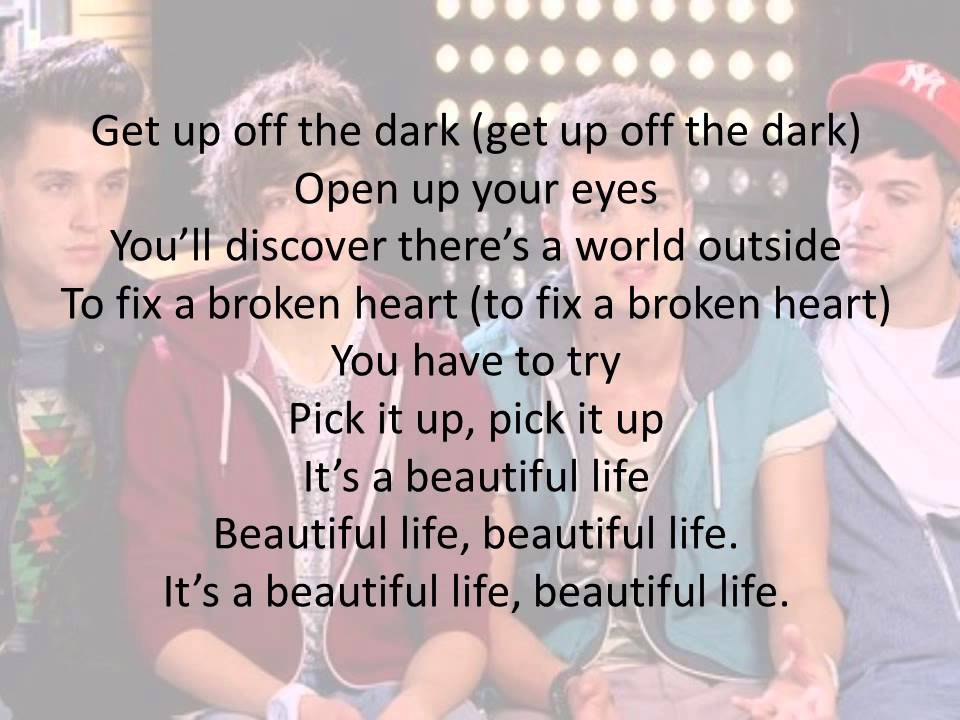 Union J Beautiful Life Lyrics Union J Beautiful Life...