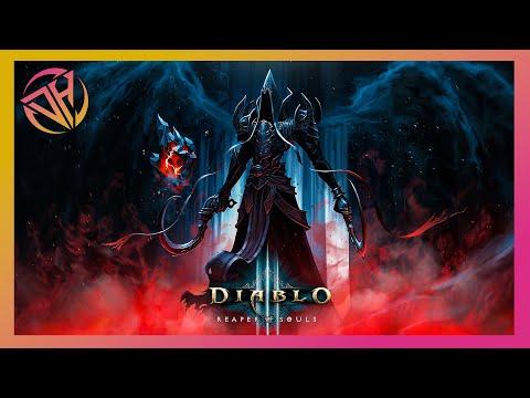 ► DIABLO 3 - Full Cinematic Story Movie (4K) THE REAPER OF SOULS