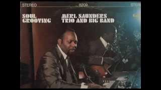 MERL SAUNDERS TRIO & BIG BAND - SOUL ROACH - LP SOUL GROOVING - GALAXY ST 8209.wmv