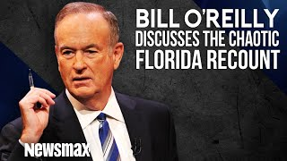 Bill O'Reilly Discusses the Chaotic Florida Recount